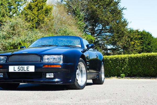 1995 Aston Martin Virage 5.3 V8 Volante - RESERVE LOWERED For Sale (picture 43 of 110)