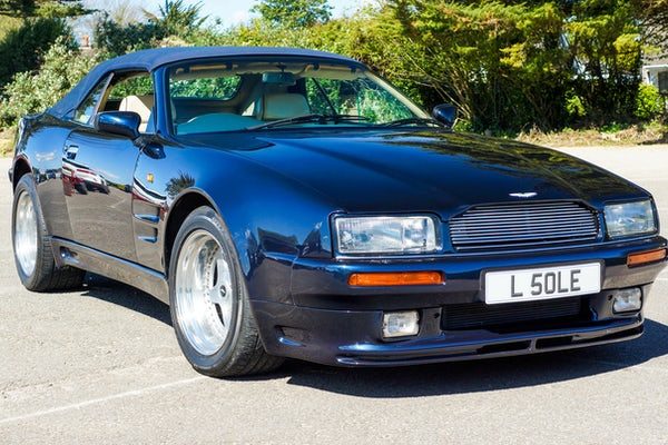 1995 Aston Martin Virage 5.3 V8 Volante - RESERVE LOWERED For Sale (picture 2 of 110)