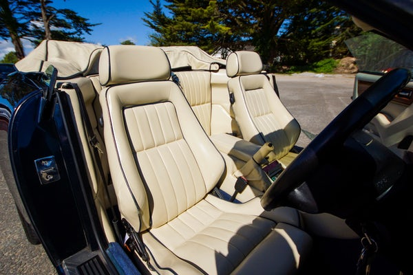1995 Aston Martin Virage 5.3 V8 Volante - RESERVE LOWERED For Sale (picture 70 of 110)