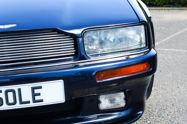 1995 Aston Martin Virage 5.3 V8 Volante - RESERVE LOWERED For Sale (picture 51 of 110)