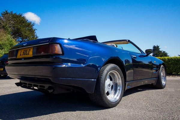 1995 Aston Martin Virage 5.3 V8 Volante - RESERVE LOWERED For Sale (picture 35 of 110)