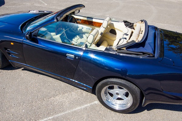 1995 Aston Martin Virage 5.3 V8 Volante - RESERVE LOWERED For Sale (picture 40 of 110)