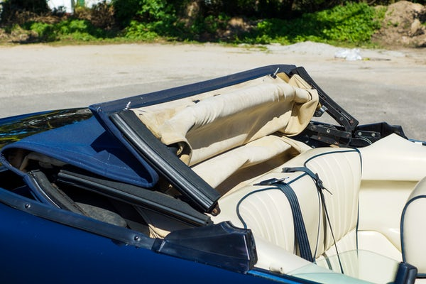1995 Aston Martin Virage 5.3 V8 Volante - RESERVE LOWERED For Sale (picture 28 of 110)