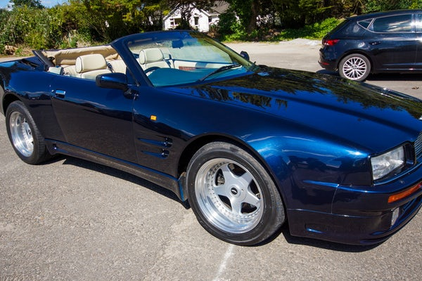 1995 Aston Martin Virage 5.3 V8 Volante - RESERVE LOWERED For Sale (picture 32 of 110)