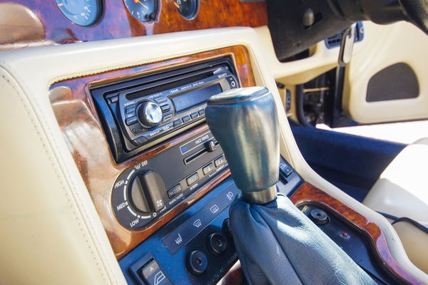 1995 Aston Martin Virage 5.3 V8 Volante - RESERVE LOWERED For Sale (picture 73 of 110)