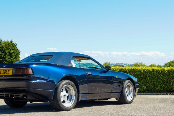 1995 Aston Martin Virage 5.3 V8 Volante - RESERVE LOWERED For Sale (picture 19 of 110)