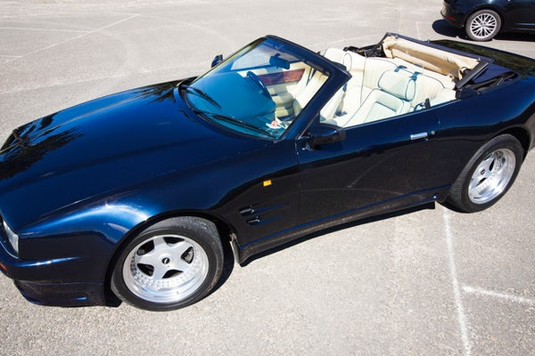 1995 Aston Martin Virage 5.3 V8 Volante - RESERVE LOWERED For Sale (picture 41 of 110)