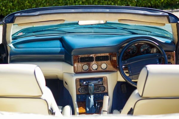 1995 Aston Martin Virage 5.3 V8 Volante - RESERVE LOWERED For Sale (picture 67 of 110)
