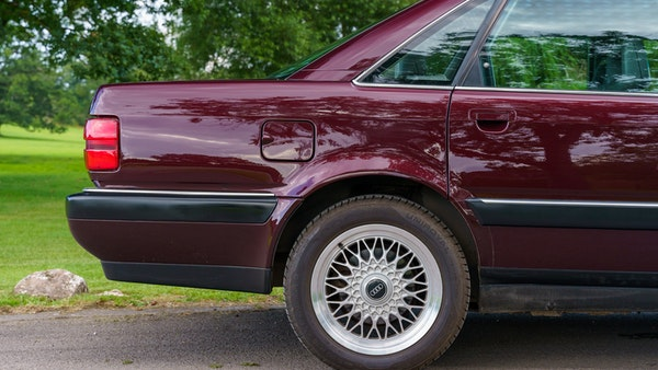 RESERVE LOWERED -1990 Audi V8 Quattro For Sale (picture 94 of 130)