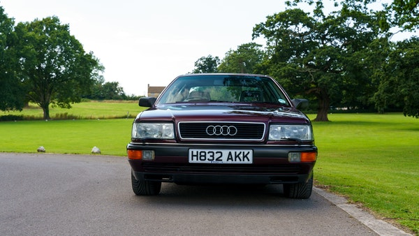RESERVE LOWERED -1990 Audi V8 Quattro For Sale (picture 13 of 130)