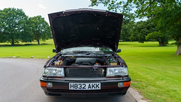 RESERVE LOWERED -1990 Audi V8 Quattro For Sale (picture 102 of 130)
