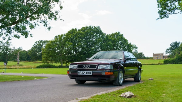 RESERVE LOWERED -1990 Audi V8 Quattro For Sale (picture 17 of 130)