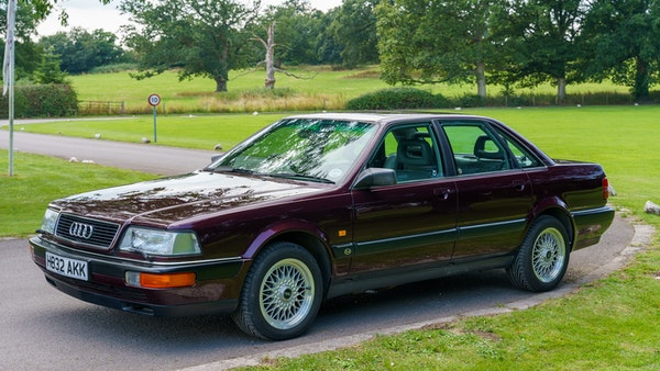 RESERVE LOWERED -1990 Audi V8 Quattro For Sale (picture 1 of 130)