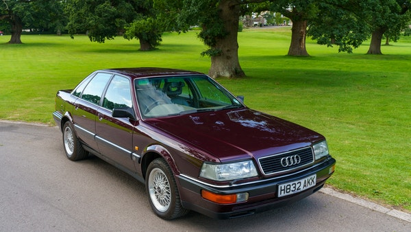 RESERVE LOWERED -1990 Audi V8 Quattro For Sale (picture 11 of 130)