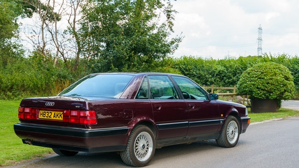 RESERVE LOWERED -1990 Audi V8 Quattro For Sale (picture 8 of 130)