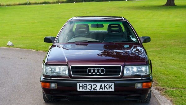 RESERVE LOWERED -1990 Audi V8 Quattro For Sale (picture 14 of 130)