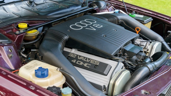 RESERVE LOWERED -1990 Audi V8 Quattro For Sale (picture 111 of 130)