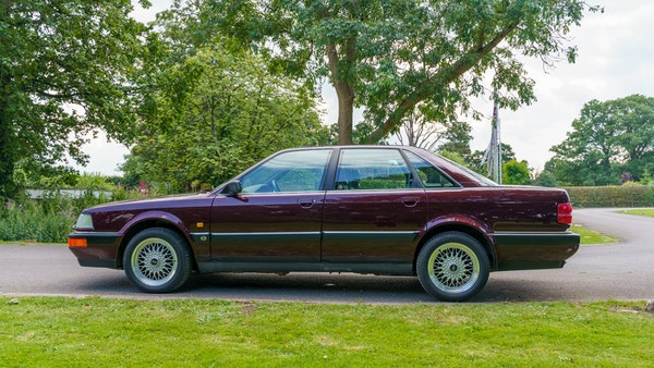 RESERVE LOWERED -1990 Audi V8 Quattro For Sale (picture 3 of 130)