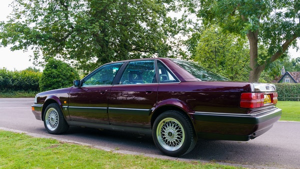 RESERVE LOWERED -1990 Audi V8 Quattro For Sale (picture 4 of 130)
