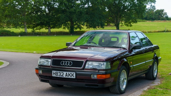 RESERVE LOWERED -1990 Audi V8 Quattro For Sale (picture 16 of 130)