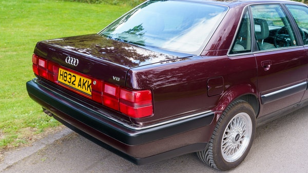 RESERVE LOWERED -1990 Audi V8 Quattro For Sale (picture 85 of 130)