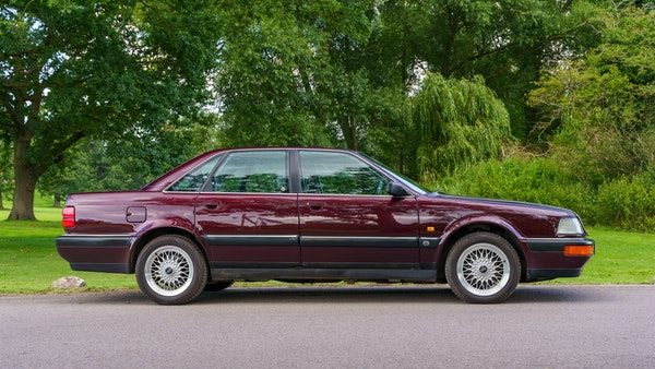 RESERVE LOWERED -1990 Audi V8 Quattro For Sale (picture 9 of 130)