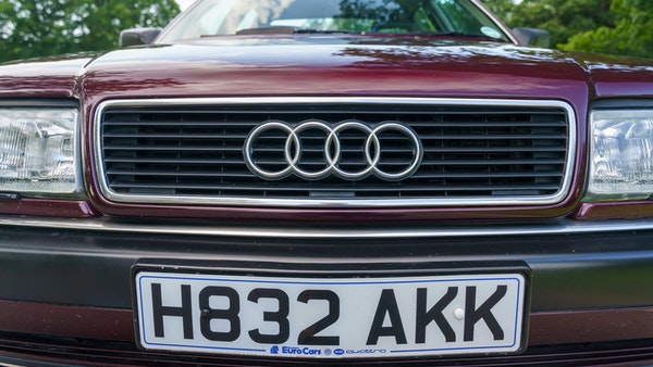 RESERVE LOWERED -1990 Audi V8 Quattro For Sale (picture 80 of 130)