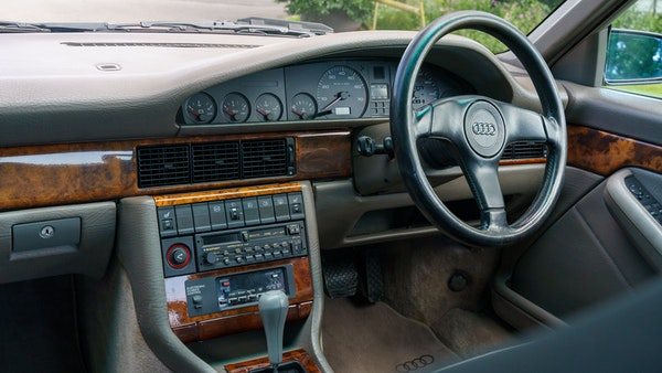 RESERVE LOWERED -1990 Audi V8 Quattro For Sale (picture 23 of 130)
