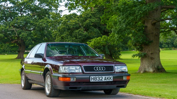 RESERVE LOWERED -1990 Audi V8 Quattro For Sale (picture 12 of 130)