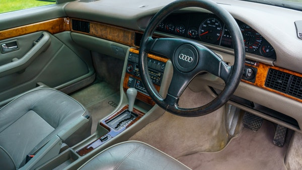 RESERVE LOWERED -1990 Audi V8 Quattro For Sale (picture 43 of 130)