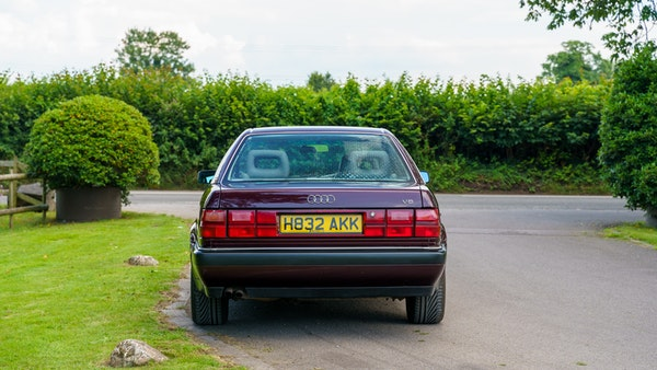 RESERVE LOWERED -1990 Audi V8 Quattro For Sale (picture 6 of 130)