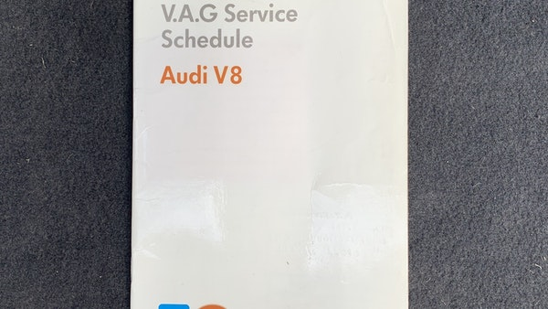 RESERVE LOWERED -1990 Audi V8 Quattro For Sale (picture 127 of 130)