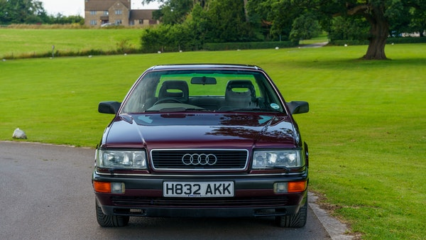 RESERVE LOWERED -1990 Audi V8 Quattro For Sale (picture 15 of 130)