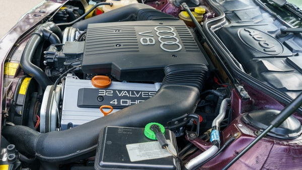 RESERVE LOWERED -1990 Audi V8 Quattro For Sale (picture 110 of 130)