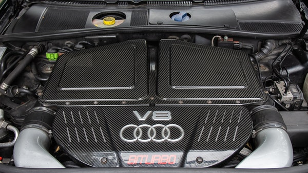 RESERVE LOWERED - 2003 Audi RS6 Avant For Sale (picture 40 of 57)