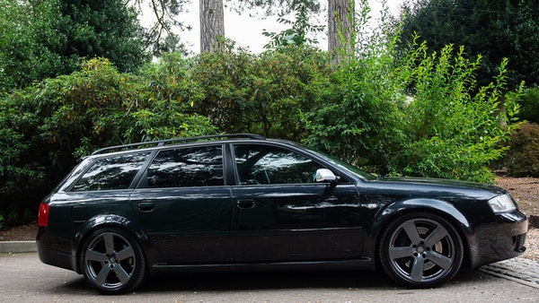 RESERVE LOWERED - 2003 Audi RS6 Avant For Sale (picture 4 of 57)