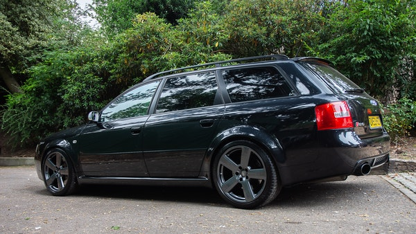RESERVE LOWERED - 2003 Audi RS6 Avant For Sale (picture 9 of 57)