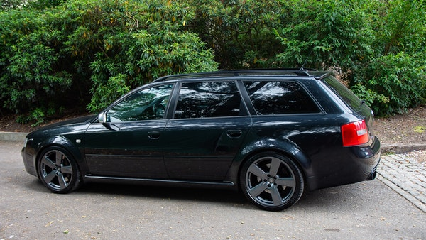 RESERVE LOWERED - 2003 Audi RS6 Avant For Sale (picture 3 of 57)