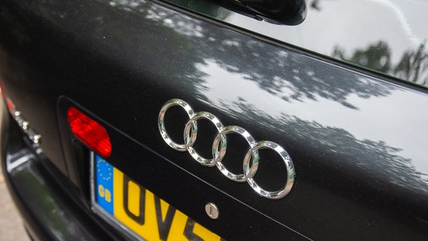 RESERVE LOWERED - 2003 Audi RS6 Avant For Sale (picture 31 of 57)