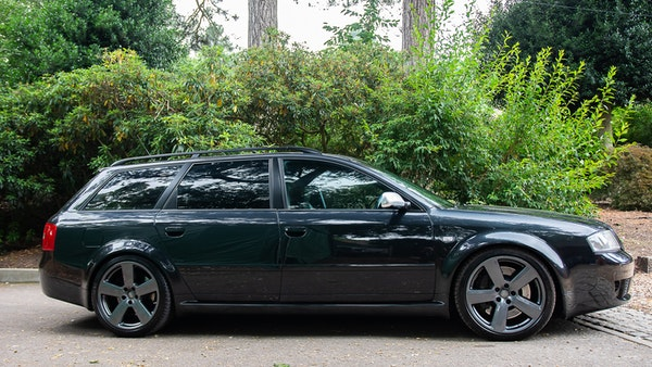 RESERVE LOWERED - 2003 Audi RS6 Avant For Sale (picture 5 of 57)