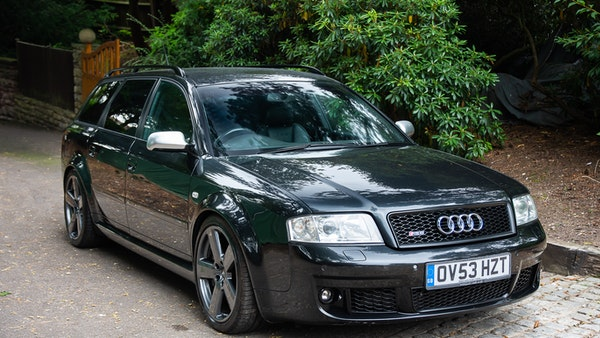 RESERVE LOWERED - 2003 Audi RS6 Avant For Sale (picture 1 of 57)