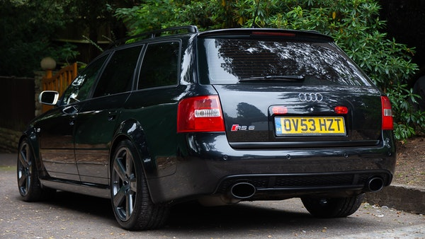 RESERVE LOWERED - 2003 Audi RS6 Avant For Sale (picture 6 of 57)
