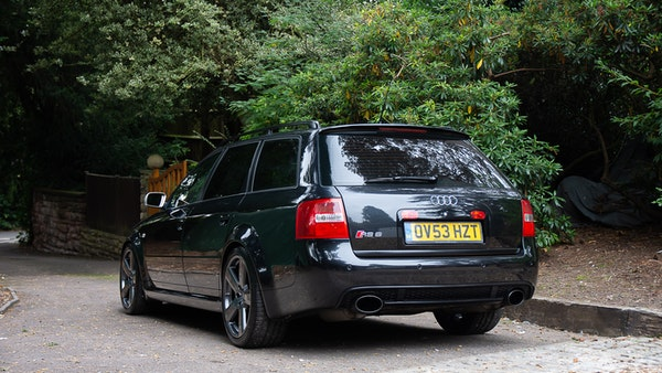 RESERVE LOWERED - 2003 Audi RS6 Avant For Sale (picture 7 of 57)