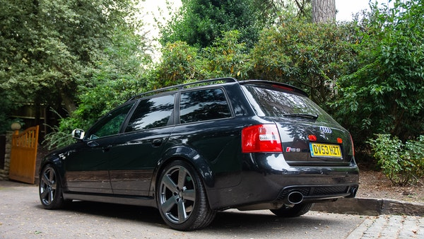 RESERVE LOWERED - 2003 Audi RS6 Avant For Sale (picture 8 of 57)