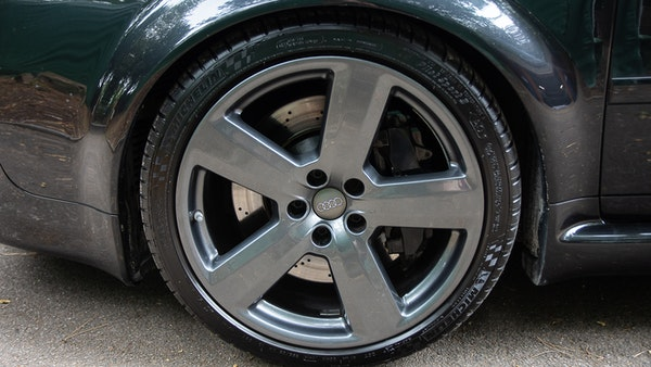 RESERVE LOWERED - 2003 Audi RS6 Avant For Sale (picture 10 of 57)