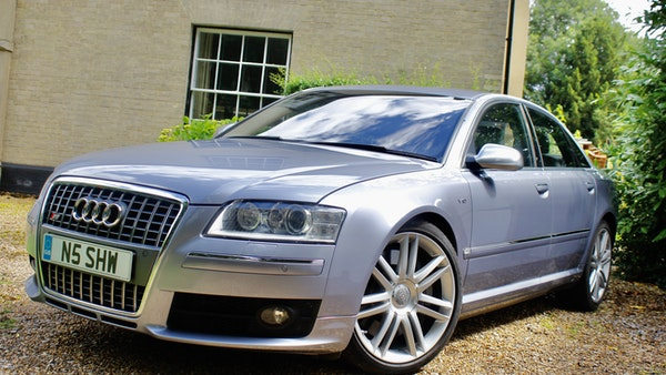 2006 Audi S8 For Sale (picture 16 of 224)