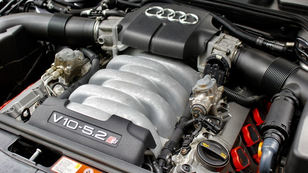 2006 Audi S8 For Sale (picture 158 of 224)