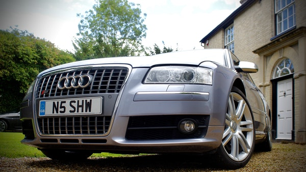 2006 Audi S8 For Sale (picture 19 of 224)
