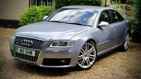 2006 Audi S8 For Sale (picture 32 of 224)