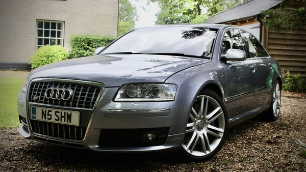 2006 Audi S8 For Sale (picture 42 of 224)